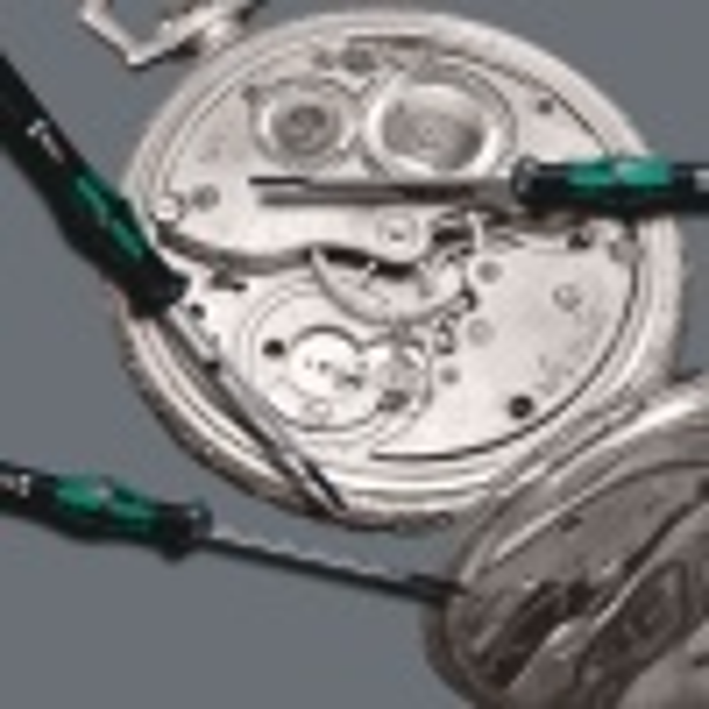 Wera 2035 Düz Mikro 0,40 X 2,5 X 80mm Tornavida 05118008001