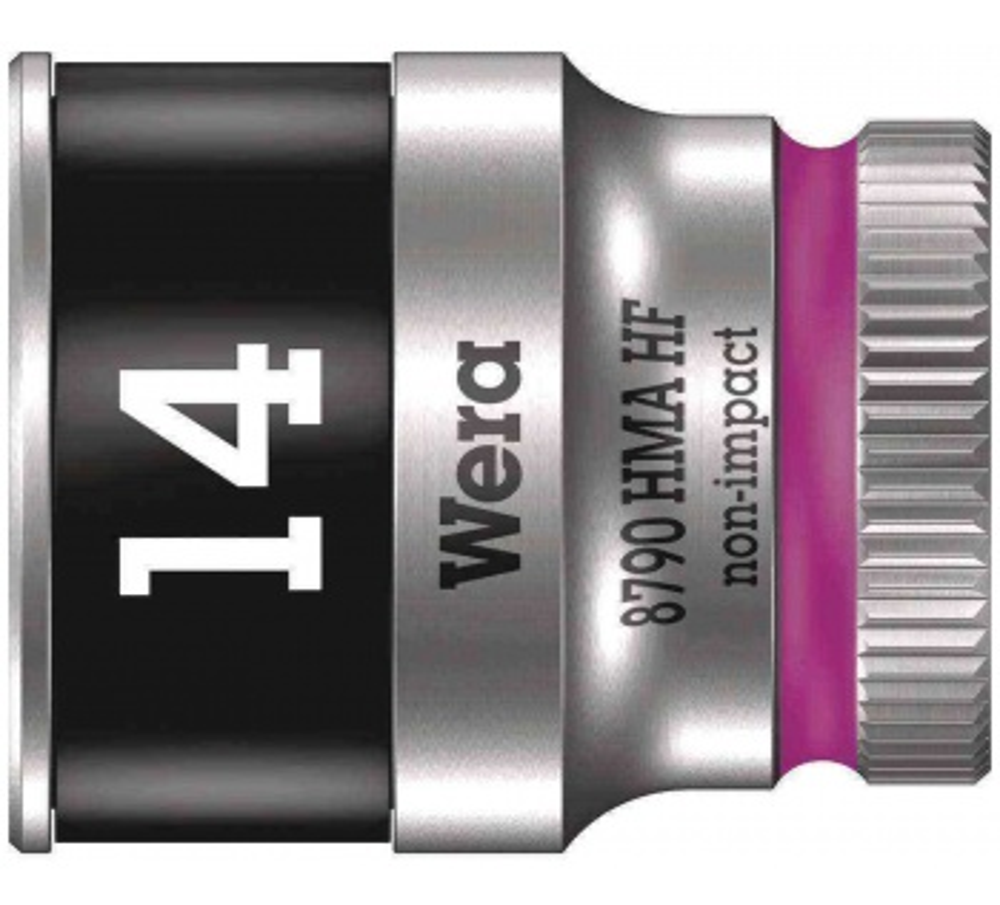 Wera 8790 HMA HF 1/4 Lokma 14,0 mm 05003729001