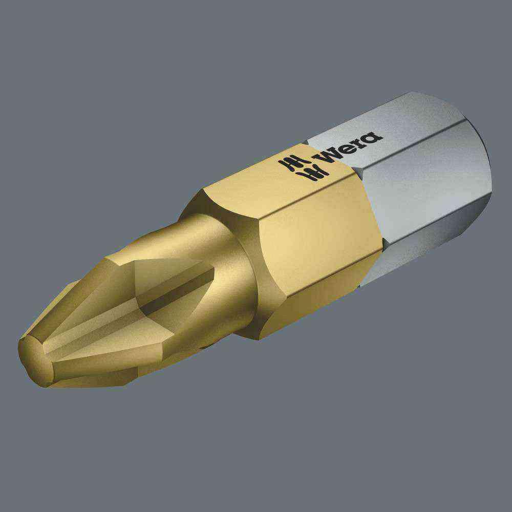 Wera 851/1 Tin Ph/Yıldız 2x25mm Bits 05480172001