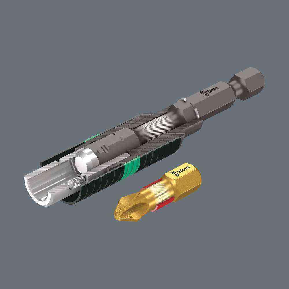 Wera 855/1 Bdc Pz 2x25mm Bits 05056702001