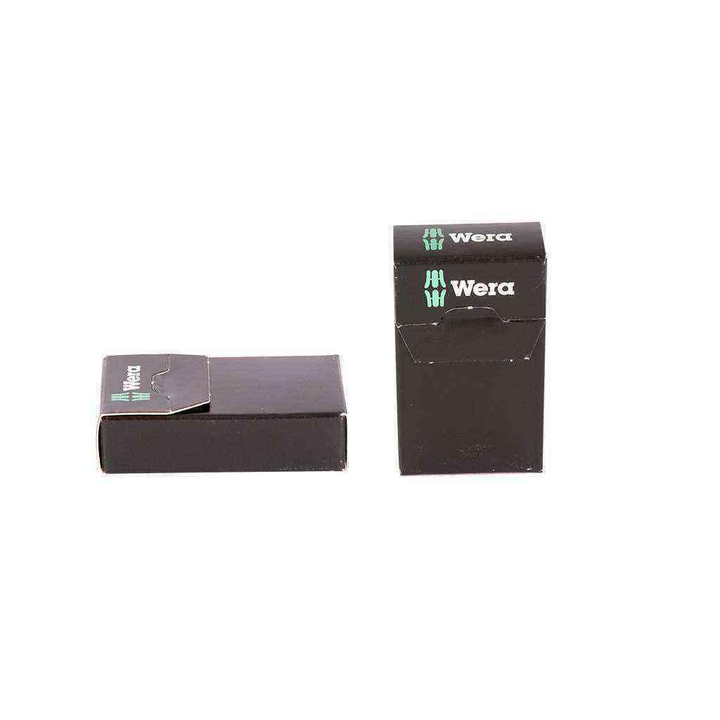 Wera 855/4 Tz Pz 2x50mm Bits 1 Kutu 10 Adet 05060010001